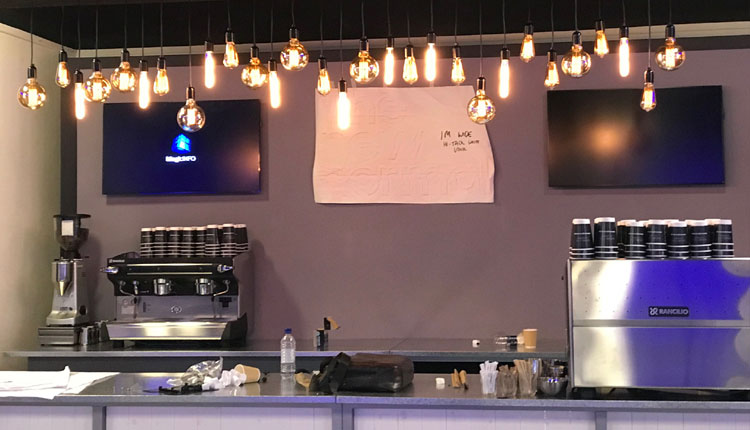 Event Set Services Bespoke Coffee Bar