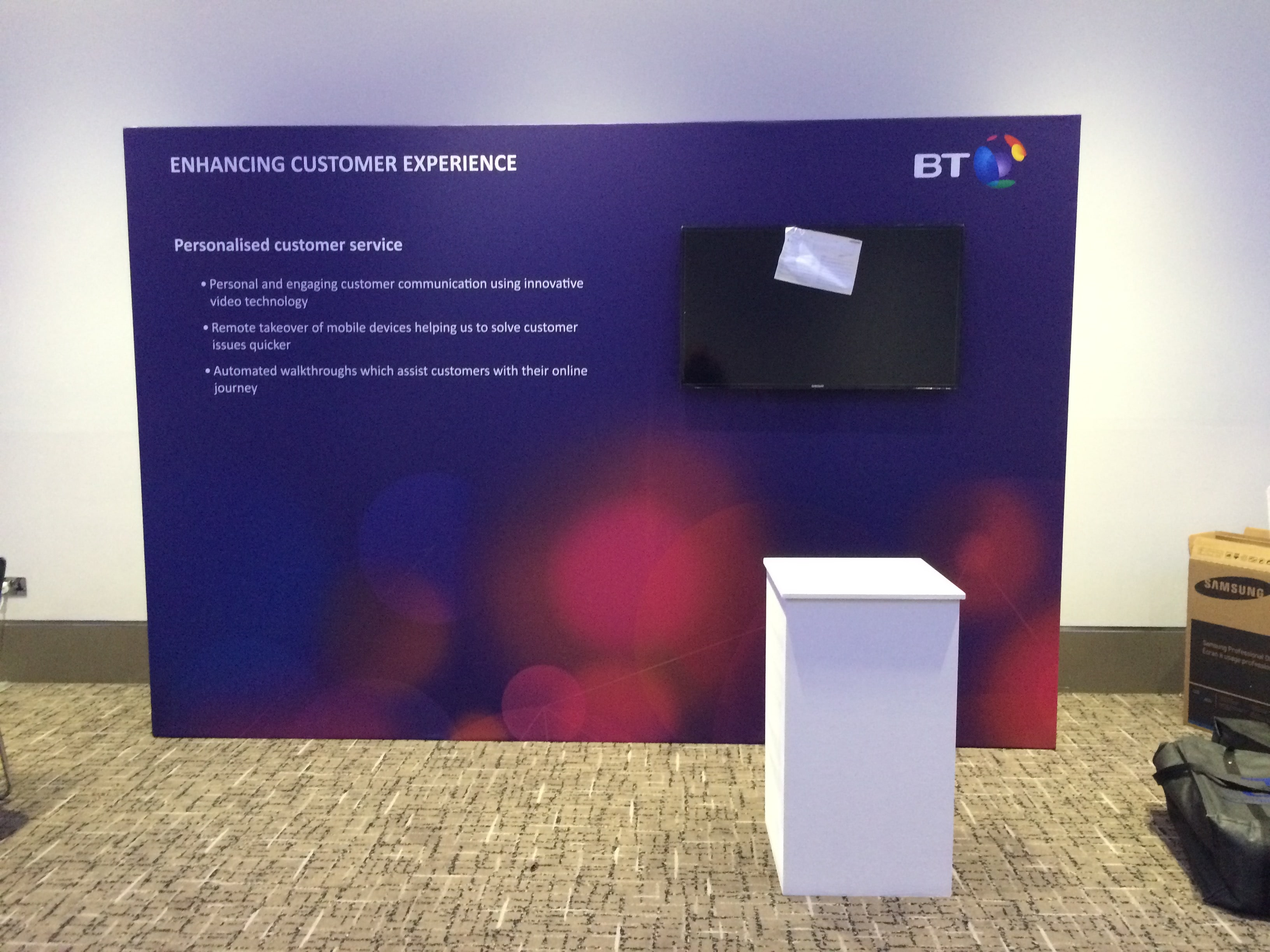Marketing Exhibition Stand By Me : Exhibition stands pricing guide plus exhibitions